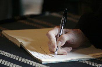 Sporządzanie testamentu
